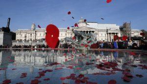 2018年は100周年!世界中が赤い花を胸につける記念日〜リメンブランスデイとは?